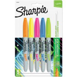 Sharpie Light Blue Marker