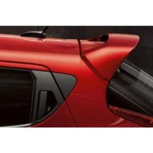 Nissan Aerodynamic Rear Roof Spoiler