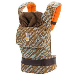 Ergobaby Leather Baby Carrier