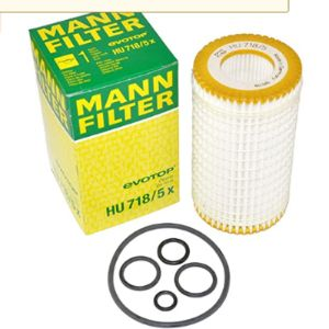 Mann Filter Mercedes E350 Oil Filter