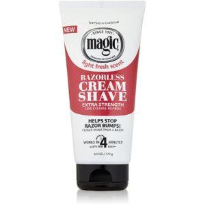 Softsheencarson Razorless Cream Shave Extra Strength