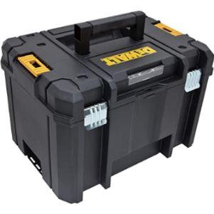 Dewalt Plastic Tool Box With Lock