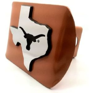 Elektroplate Longhorn Trailer Hitch Cover