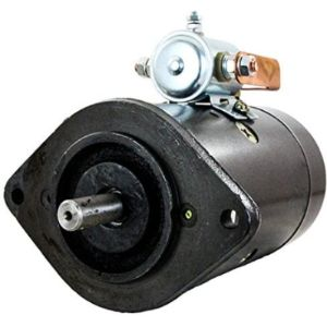 Rareelectrical Winch Starter Motor