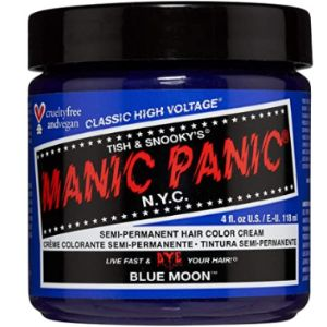 Manic Panic Cool True Blue Hair Dye Color