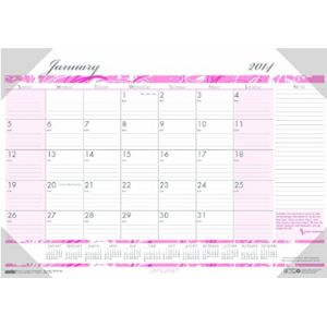 House Of Doolittle Compact Desk Pad Calendars