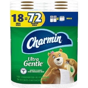 Charmin Made Tissue Paper