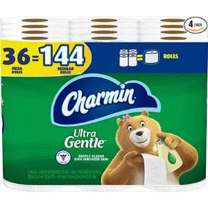 Charmin Skin Tissue Paper