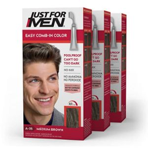 Just For Men Dye Wash Henna Hairs