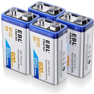 Ebl Mah Battery Life