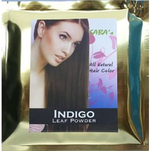 Color By Nature Lustrous Henna Coating Indigo Powders
