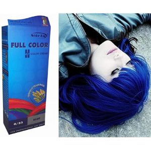 Premium Permanent Blue Beard Dye