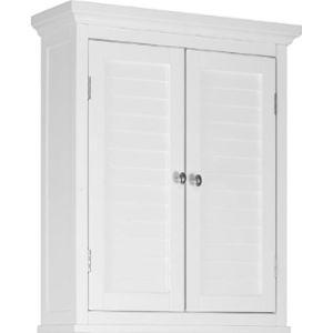 Elegant Home Fashions Wall Mount Towel Cabinet
