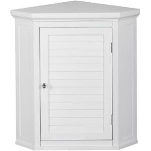 Elegant Home Fashions Toilet Towel Cabinet