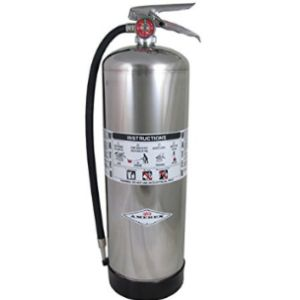 Labelmaster Chemical Foam Type Fire Extinguisher