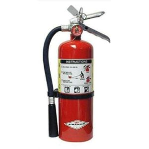 Labelmaster Home Hardware Fire Extinguisher