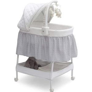 Delta Children Mobile Baby Changing Table