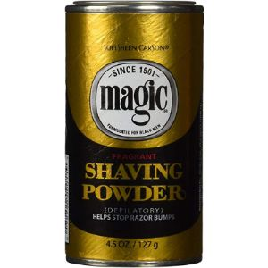 Magic Shave Razorless Cream Shave Extra Strength