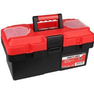 Maxpower Plastic Tool Box With Lock