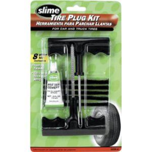 Visit The Slime Store T Handle Tire Plug Kit