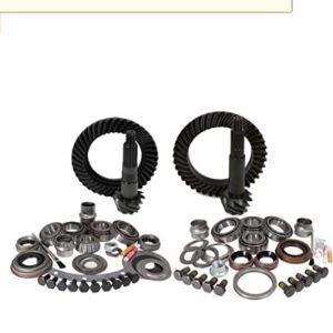 Yukon Gear Rear Axle Overhaul