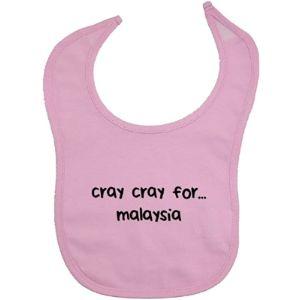 Mashed Clothing Malaysia Baby Bib