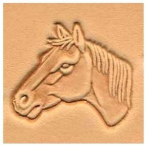 Springfield Leather Company Horse Leather Stamp
