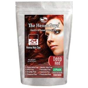 The Henna Guys Based Hair Dye