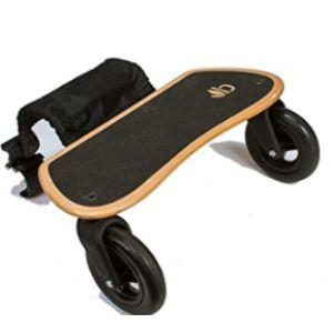 Bumbleride Skateboard Baby Stroller
