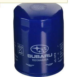 Subaru Oil Filter Bypass Valve