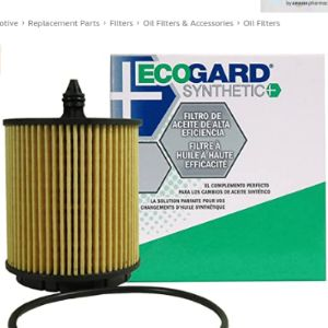 Ecogard S Gmc Terrain Oil Filter