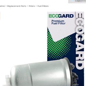 Ecogard Vw Jetta Fuel Filter