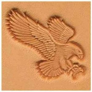 Springfield Leather Company Eagle Leather Stamp