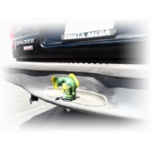 Ez Travel Collection Bass Trailer Hitch Cover