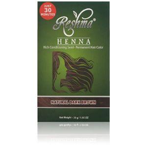 Reshma Beauty Dye Cover Grey Henna Hair