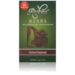 Reshma Beauty Burgundy Henna Powder