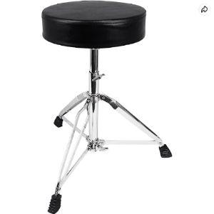 Rockville Adjustable Drum Stool