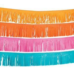 Fun Express Tissue Paper Fringe Garland