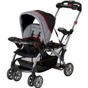Baby Trend Lightweight Stroller With Standing Platform