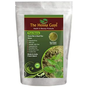 The Henna Guys Henna Leaf Powder
