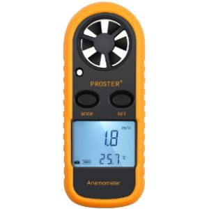Proster Live Speed Meter