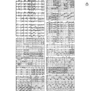 Music Treasures Co. Elephant Tissue Paper