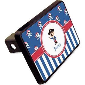 Youcustomizeit Pirate Trailer Hitch Cover