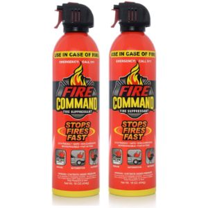 Fire Command Home Hardware Fire Extinguisher