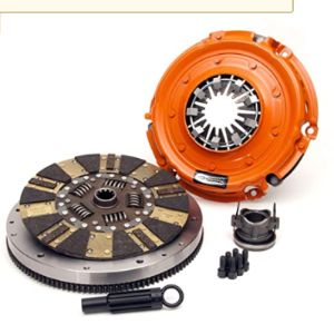 Centerforce Install Pressure Plate