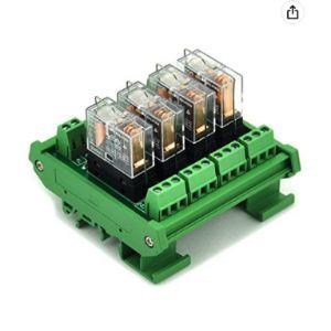 Electronics-Salon Dc Power Relay