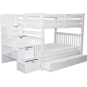 Bedz King Step Covers Bunk Bed Ladder