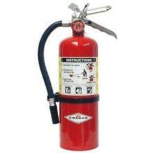 Amerex Corporation Work Fire Extinguisher
