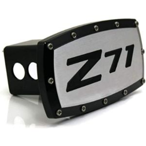 Elite Automotive Car Beyond Store Z71 Trailer Hitch Cover