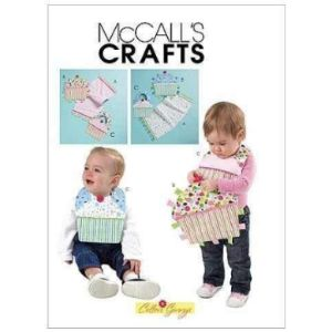 Mccalls Sewing Pattern Baby Burp Cloth